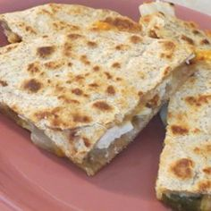 Quesadillas snack starter