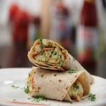 Pay Bhaji Roll-ups