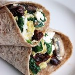 Spicy Moroccan Wraps