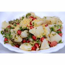 potato pomegranate salad