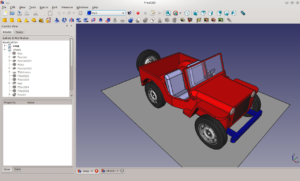 cad software Freecad