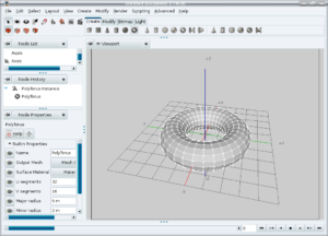 cad software K-3D