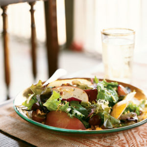 Pear Saint Charles Salad