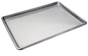 Sheet pan  food preparations tools
