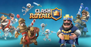 free android games Clash Royale