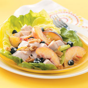 fruited turkey salad recipe