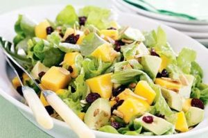 green island salad recipe