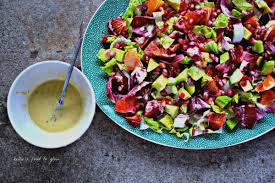 lime glow salad recipe