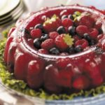 Raspberry mold salad recipe
