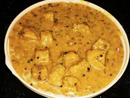 Gatta Curry recipe