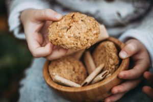 weight gain recipes oatmeal cookies