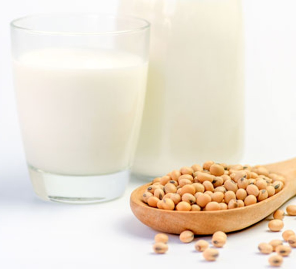 soy milk for healthy heart